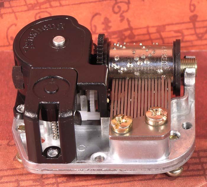 Spieluhren-Laufwerke Standard SW