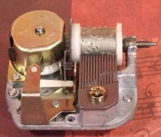 SANKYO 14-Ton-Laufw. Standard ME (mit seitl. Achse)