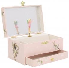 Trousselier Spieluhr XL mit Schublade S60614 - Cherry rosa