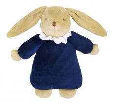 Trousselier Baby-Spieluhr Hase marine-blau