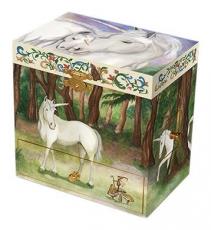 Enchantmints Spieluhr mit Einhorn B1202 - GR 4 Unicorn mit 4 Schubladen