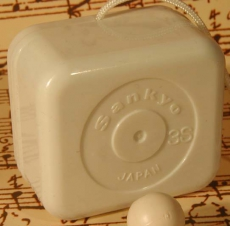 Kapsellaufwerk Sankyo - Kapsel weiß