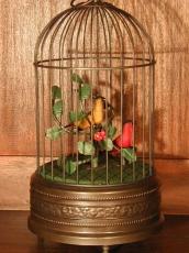 MMM 2 Singvögel Vögel gelb & rot