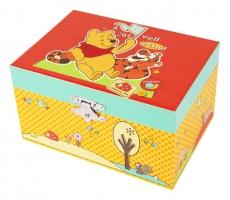 Trousselier Spieluhr Kompakt S50100 - Disney-Motiv Winnie The Pooh