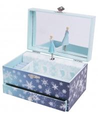 Trousselier Disney-Spieluhr S60430 FROZEN - Elsa, aus dem Disney-Film Die Eiskönigin