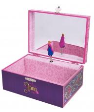 Trousselier Disney-Spieluhr S54430 FROZEN Anna, aus dem Disney-Film Die Eiskönigin