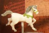 Figuren für SANKYO 18-Ton-Laufwerk mit Feder Pferd GR