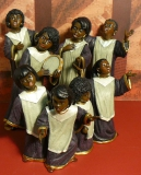 ENESCO CHOR - Gospel-Chor Hallelujah 8 Sängerinnen