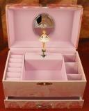 Trousselier Spieluhr XL mit Schublade S60974 - White Ballerina