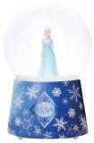 Trousselier Schneekugel/Schüttelkugel S98430 - mit Spieluhr Elsa / Frozen