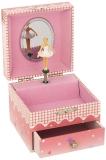 Trousselier Spieluhr Würfel S20964 - Lovely Pink-Ballerina