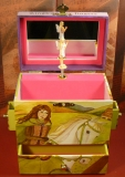 Enchantmints Spieluhr mit Schubladen GR 4 B3006BALL - Treasure Box GR4 mit Ballerina