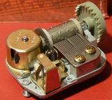 SANKYO 18-Ton-Laufw. Standard ME (mit seitl. Achse und KZR)