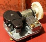 SANKYO/YUNSHENG 18-Ton-Laufwerk Standard SW mit seitl. Achse u. KZR