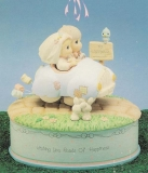 ENESCO Spieluhr Wishing You Roads Of Hapiness (Hochzeitspaar)