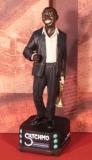 ENESCO-Jazz-Serie All-That-Jazz 271276 Spieluhr Louis Armstrong
