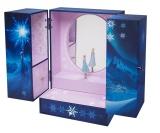 Trousselier Spieluhr S520430 - FROZEN - Schmuckschrank Elsa, aus dem Disney-Film Die Eiskönigin
