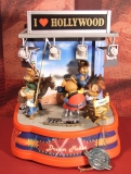 ENESCO Spieluhr I Love Hollywood