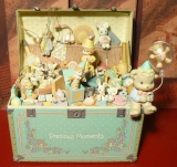 ENESCO Spieluhr Precious Moments Toy Chest
