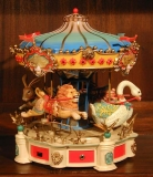 ENESCO Spieluhr Fantasy Carousel 2. Wahl