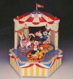 ENESCO Disney-Spieluhr Zirkus (Schmid)