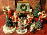 ENESCO Spieluhren-Ersatzteile (Bastlerfundgrube) - Weihnachten Nostalgie 1