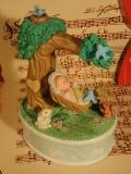 ENESCO Spieluhr Woodland Babies