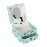 Trousselier Spieluhr Würfel S20801 - Pinguin