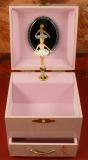 Trousselier Spieluhr Würfel S20975 - White Ballerina Shoes