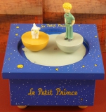 Trousselier Holz-Kinder-Spieluhr Der kleine Prinz