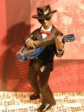 ENESCO Blues-Gitarrist aus der Serie All That Jazz