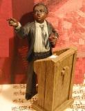 ENESCO Gospel-Serie Prediger mit Pult
