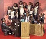 ENESCO Gospel-Gruppe 10 Figuren - komplette Serie