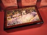 BÖHME Spieluhr Holzschatulle X 89104 - Blumen