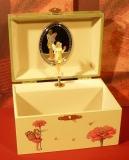 Trousselier Spieluhr Kompakt mit Fee S50108 -  Flower Fairy Zinia