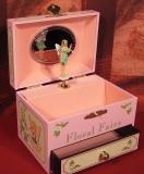 Trousselier Spieluhr FF-Kompakt mit Schublade S35404 - FF pink