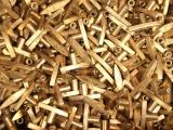 Ersatz-Schlüssel (Messing) 12 mm - 50 Stück