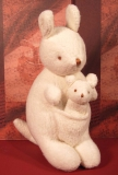 Trousselier Baby-Spieluhr Känguru mit Kind