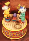 ENESCO Spieluhr A Cheese Ring Circus