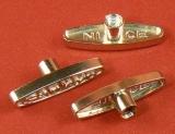 Ersatz-Schlüssel SANKYO 10 mm Set 3 Stück
