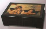 BÖHME Spieluhr Holzschatulle X 89107 - Rafael