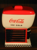 ENESCO Coca-Cola Cookie Jar CC-Zapfanlage