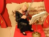 Sammelfiguren Serie Klassische Musiker Geigerin
