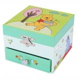 Trousselier Spieluhr Würfel S20100 - Disney Winnie the Pooh