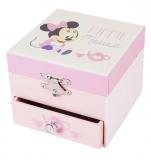 Trousselier Spieluhr Würfel S20201 - Disney-Motiv Minnie
