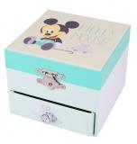 Trousselier Spieluhr Würfel S20200 - Disney-Motiv Mickey