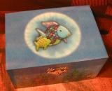Trousselier Spieluhr Kompakt S91066 - Der Regenbogenfisch (Marcus Pfister)