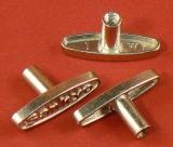Ersatz-Schlüssel SANKYO 15 mm Set 3 Stück