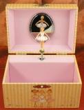 Trousselier Spieluhr Kompakt S50933 - 3 Ballerinas Stripes