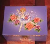 MMM Spieluhr Kompakt 220014 - KB - Ballerina